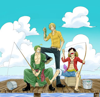 one piece after 2 years strawhat mugiwara