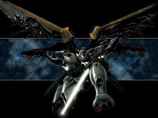 gundam wallaper wing