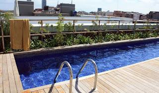 swimming pool private personal small design home