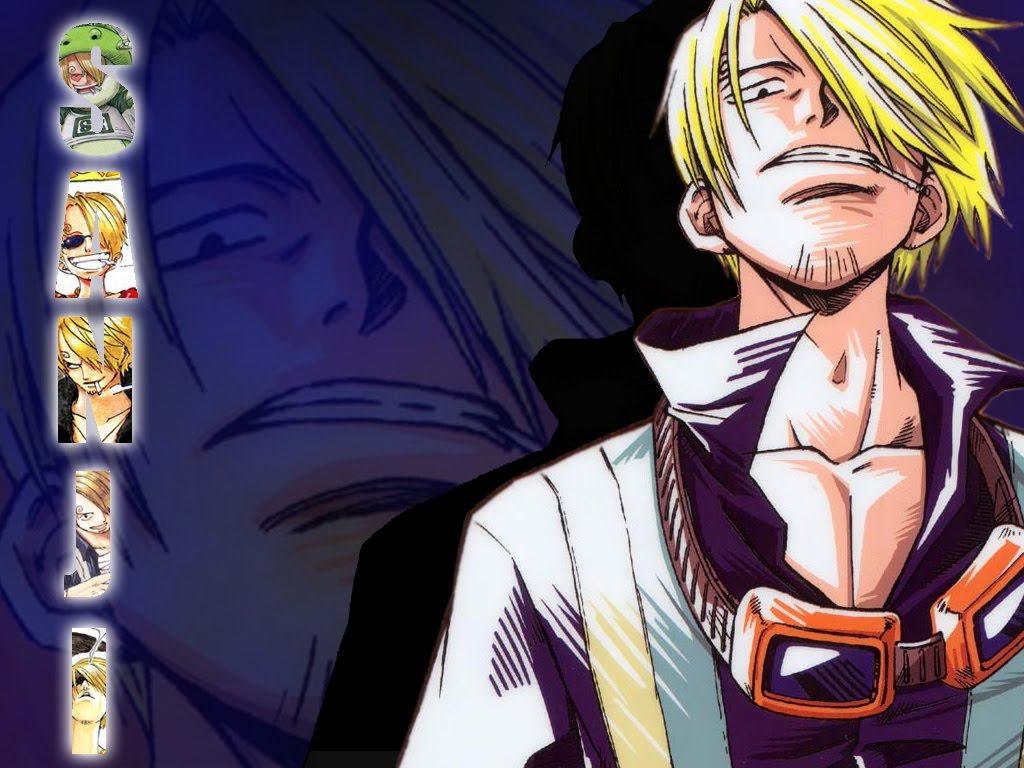 Sanji Wallpaper One Piece Anime