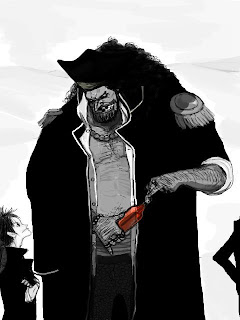 marshall d. teach kurohige blackbeard one piece