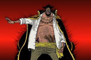 marshall d. teach kurohige blackbeard wallpaper one piece