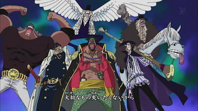 blackbeard kurohige shiryu one piece wallpaper shiliew impel down