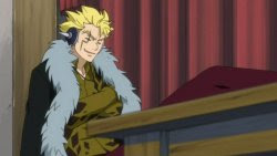 Laxus Dreyar Luxus Dreher Dragon Slayer fairy tail