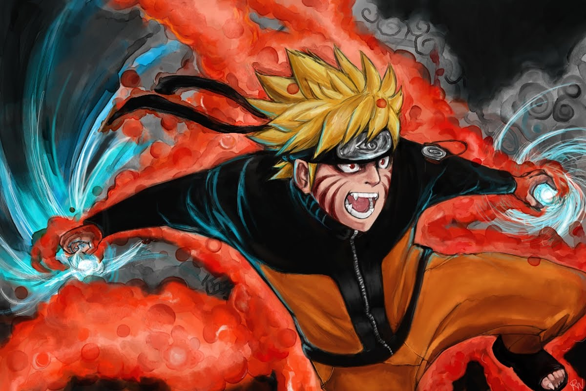 Naruto HD & Widescreen Wallpaper 0.0530933088436587
