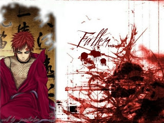 gaara naruto wallpaper cool shippuden of the desert sand