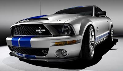2008 Shelby GT500 KR