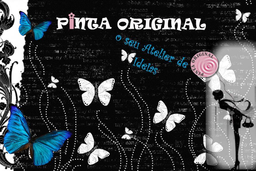 PINTA ORIGINAL- Atelier de Ideias