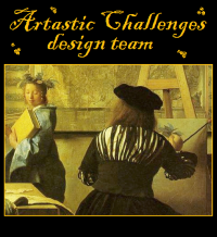Try 'ARTastic' Challenge Blog