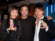 Photo Taken With Mediacorp Zoe Tay & Jeff Wang