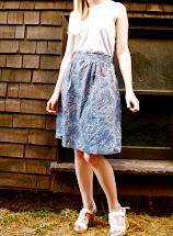 Skirt From Men's Shirt