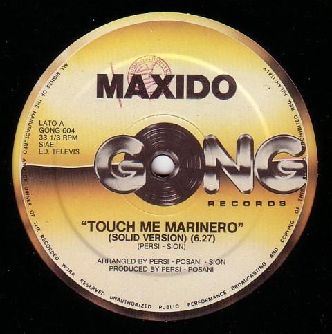 Maxido Touch Me Marinero