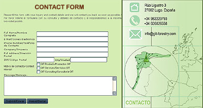 Contact GIT Forestry Consulting / Contact Eucalyptologics / Contacto GIT Forestry Consulting / Contacto Eucalyptologics / Lugo, Galicia, Spain, España / Eucalyptologics, information resources on Eucalyptus cultivation around the world / Eucalyptologics, recursos de informacion sobre el cultivo del eucalipto en el mundo