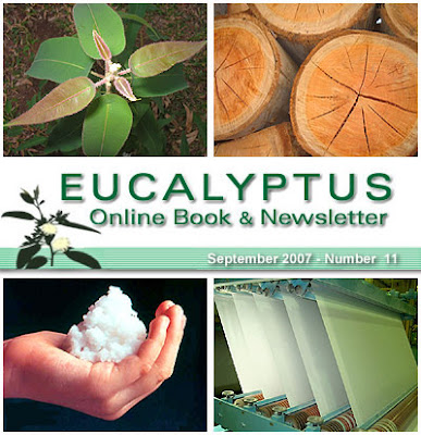 Eucalyptus Online Book and Newsletter, September 2007, by Celso Foelkel