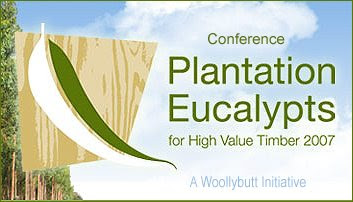 Plantation Eucalypts for High Value Timber 2007 Conference, a Woollybutt Initiative / Conferencia Plantaciones de Eucalipto para Madera de Alto Valor 2007, una iniciativa de Woollybutt / Jon Lambert / Gustavo Iglesias Trabado / GIT Forestry Consulting, Consultoría y Servicios de Ingeniería Agroforestal, Galicia, España, Spain / Eucalyptologics, information resources on Eucalyptus cultivation around the world / Eucalyptologics, recursos de informacion sobre el cultivo del eucalipto en el mundo