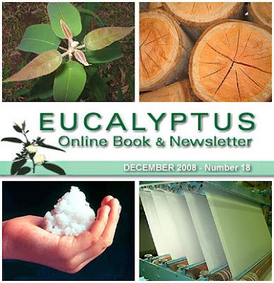 Eucalyptus Online Book and Newsletter, December 2008, by Celso Foelkel / Eucalyptus Wisdom from Brazil / Boletín Online Eucalipto, Diciembre 2008, por Celso Foelkel / Sabiduría eucalíptica desde Brasil