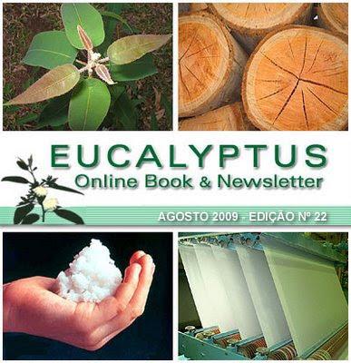 Eucalyptus Online Book and Newsletter Nº22, August 2009, by Celso Foelkel / Eucalyptus Wisdom from Brazil / Boletín Online Eucalipto Nº22, Agosto 2009, por Celso Foelkel / Sabiduría eucalíptica desde Brasil