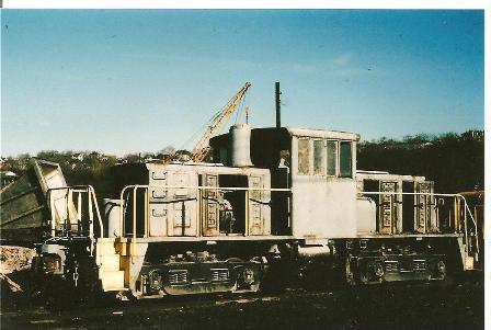 SSX 41 at McKees Rocks in 1980