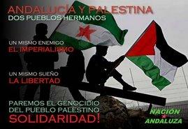 Andalucía y Palestina, dos pueblos hermanos