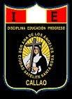 """Insignia de la IE """"SAA"""" Callao"""