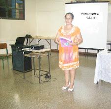REUNIÃO COM OS PAIS - coordenadora VÂNIA GOULART