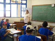 TURMA DO 3° ANO DE 2009. E.E HERMELINA BARBOSA LEAL
