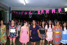 FESTA JUNINA NA HBL - 2009