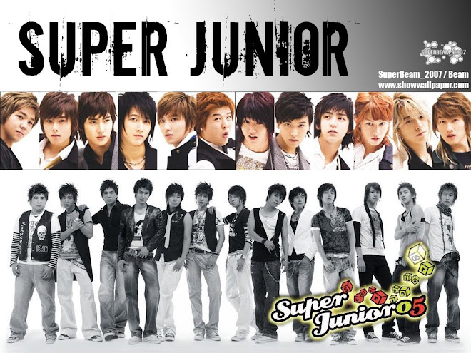 SUPER JUNIOR LOVING