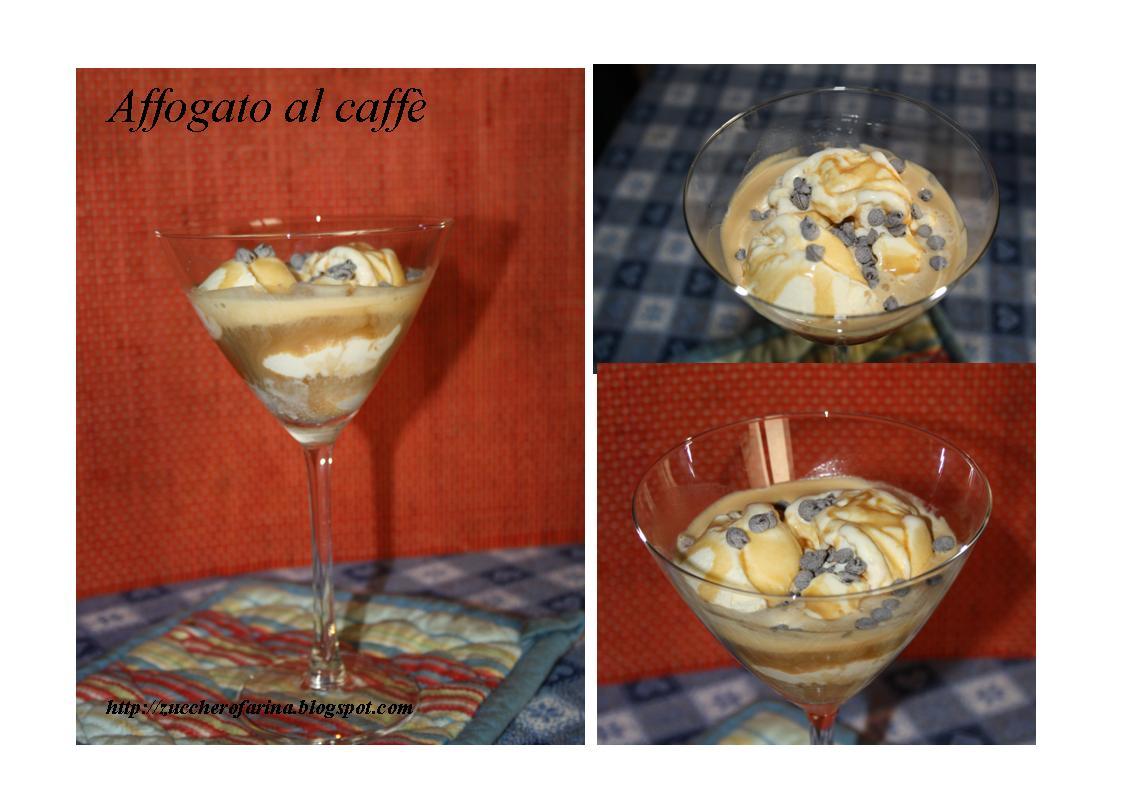 Piccolo Affogato Al Caffe Recipes — Dishmaps