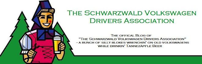 The Schwarzwald Volkswagen Drivers Association