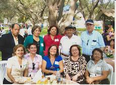 Reencuentro en los 40 años de la UDEP