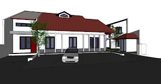 renovasi dan disain rumah mungil