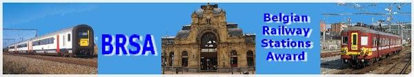 Belgian Railway Stations Award