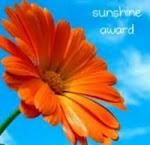 Mijn allereerste award!