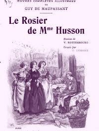 Le Rosier de Madame Husson - Maupassant - Livre audio gratuit - Au Fil des Lectures