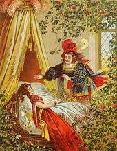 La Belle au bois dormant - Livres audio gratuits - Au Fil des Lectures
