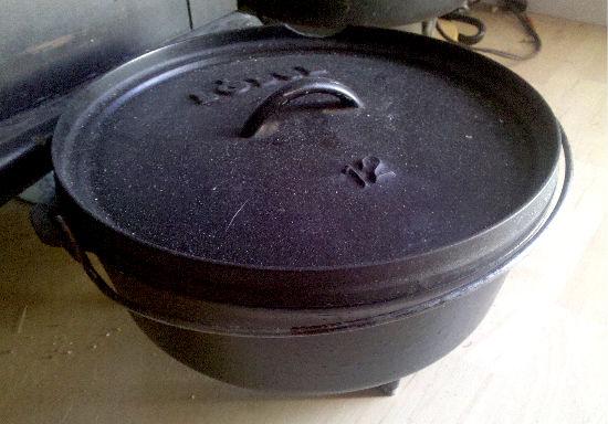 Scouts dutch oven recipes