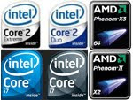 Dual Core and Core 2 Duo