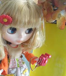 Blythe Cassiopeia e Barbie