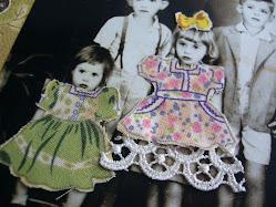 Vestido crianças da foto