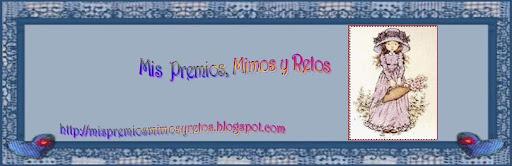 Mis Premios, Mimos y Retos