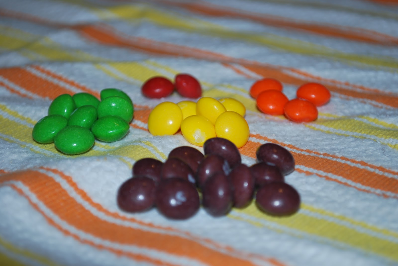 Skittles Science Projects http://www.familyvolley.com/2011/01/family-fun-friday-density-rainbow.html