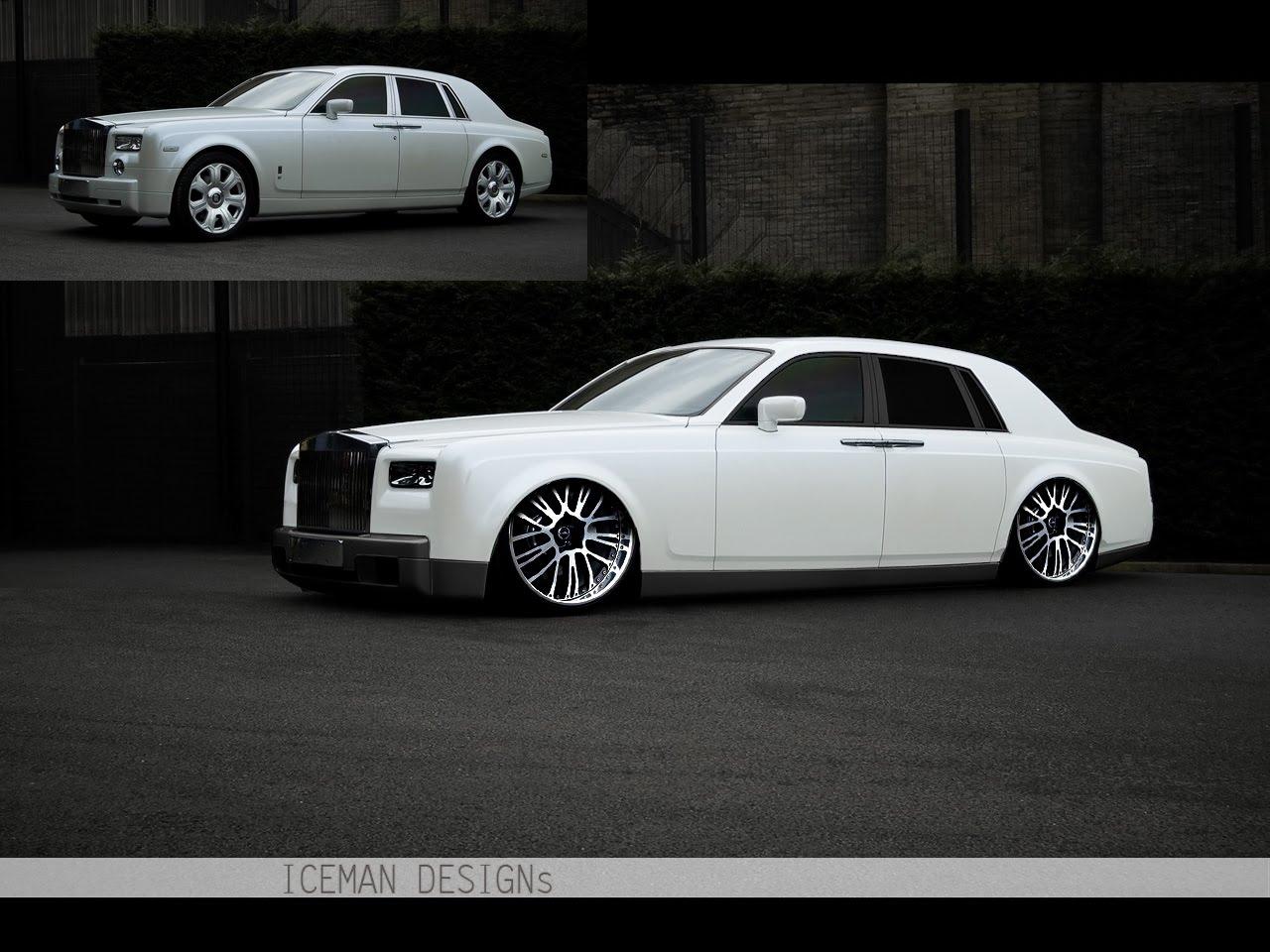 Rolls Royce Phantom DUB By