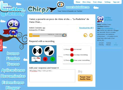 Chirps 04