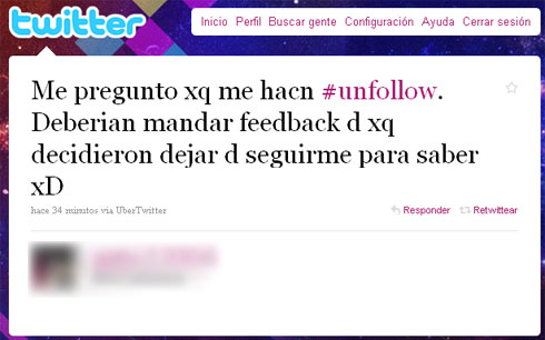 Unfollow 01