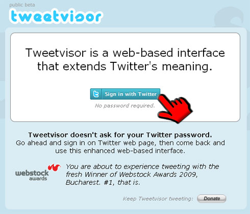 Tweetvisor 01