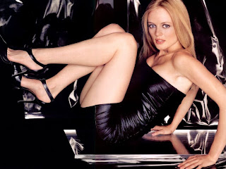 Heather Graham in Sexy Mini Dresses