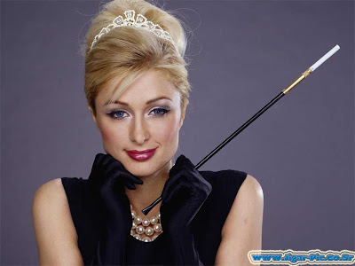 paris hilton music posters