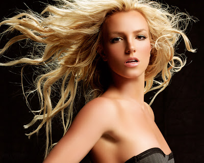 Britney Spears Hot Desktop