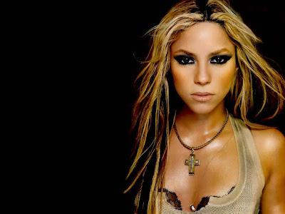 shakira Colombiana<br />backgrounds